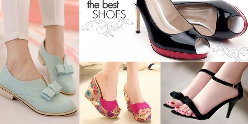 Ladies Shoes Brands in Pakistan 2020