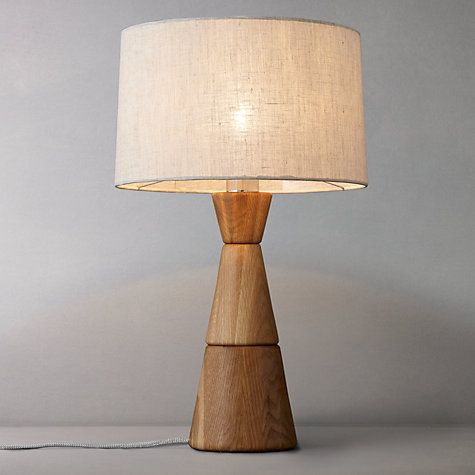 Buy Bethan Gray For John Lewis Noah Table Lamp Online At Johnlewis Lounge IdeasLiving Room