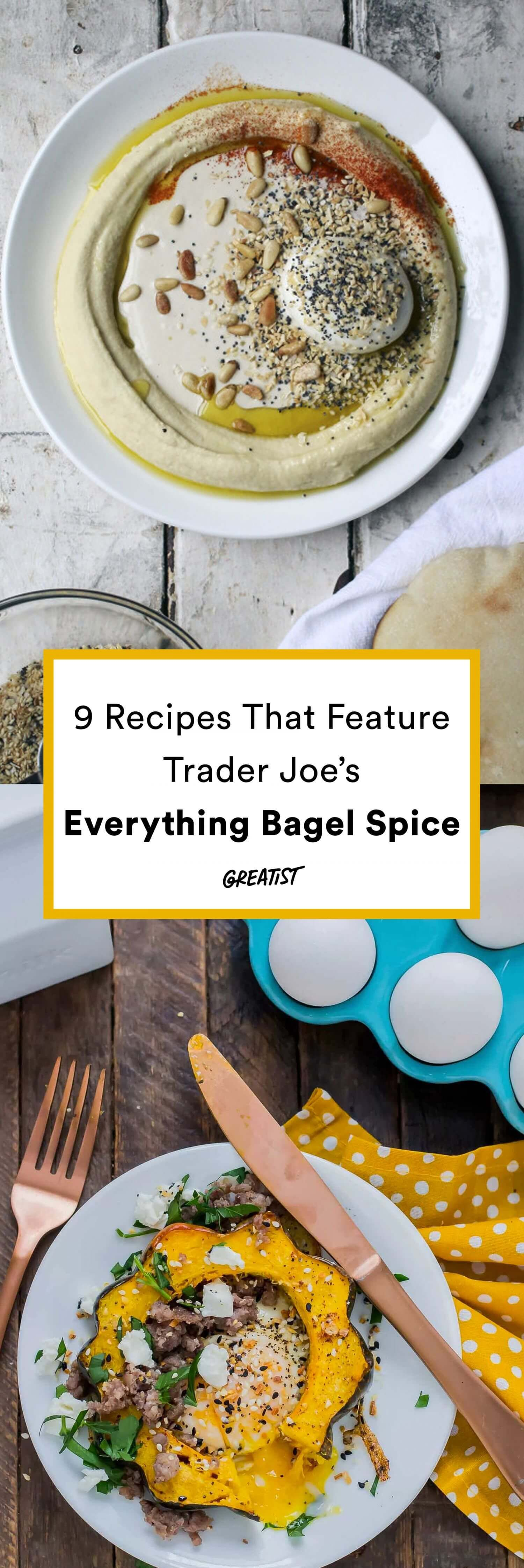 9 Ways to Use Everything Bagel Seasoning in Every Meal