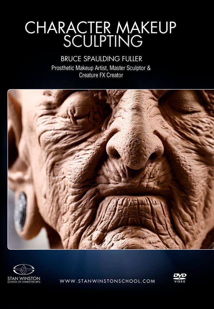 Stan Winston Studio – Character Makeup Sculpting (DVD)