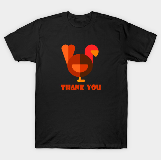 Thanksgiving 2019 Thank You T Shirt