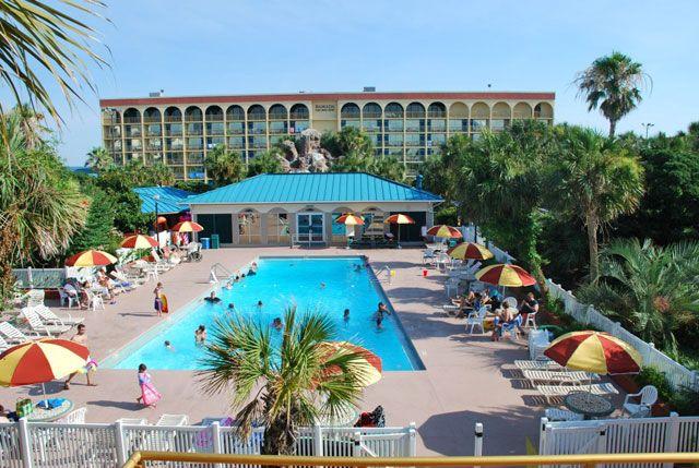 Ramada Plaza Beach Resort Beachfront 1500 Miracle Strip Pkwy S E Fort Walton