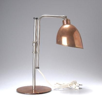 Christian Dell - Table Lamp, around 1928