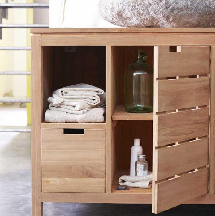 Badezimmer Kommoden Schn Awesome Badezimmer Kommode Holz