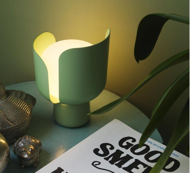 FontanaarteVerte PoserBlomVertH24cm À Lampe Lampe À qUSpMVz