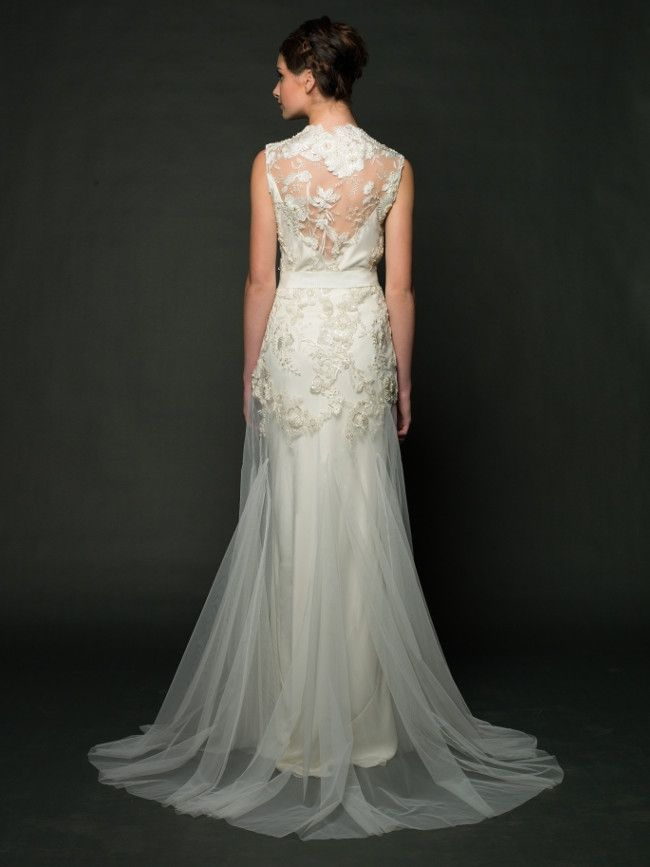 Delilah Gown From Sarah Janks Back Story Bridal Drama And Wedding