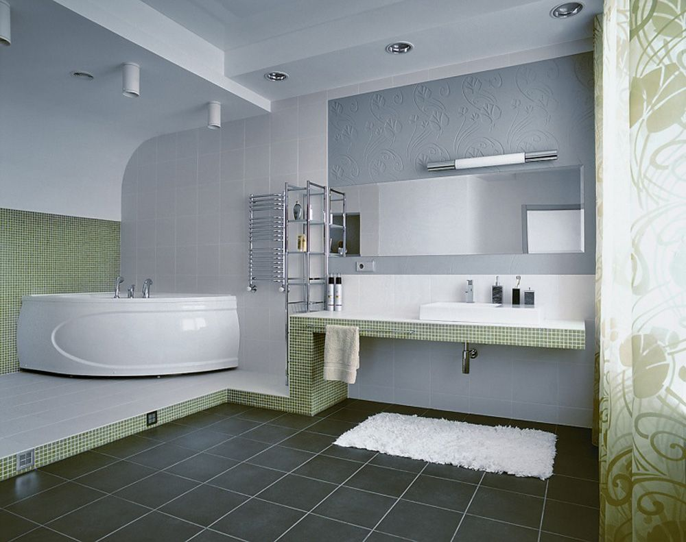 Grey Bathroom Designs Beauteous Appealing Modern Minimalist Bathroom Designs Concept Bringing Design Ideas