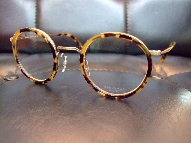 Masunaga Sonnenbrille GMS-804 6bfKB