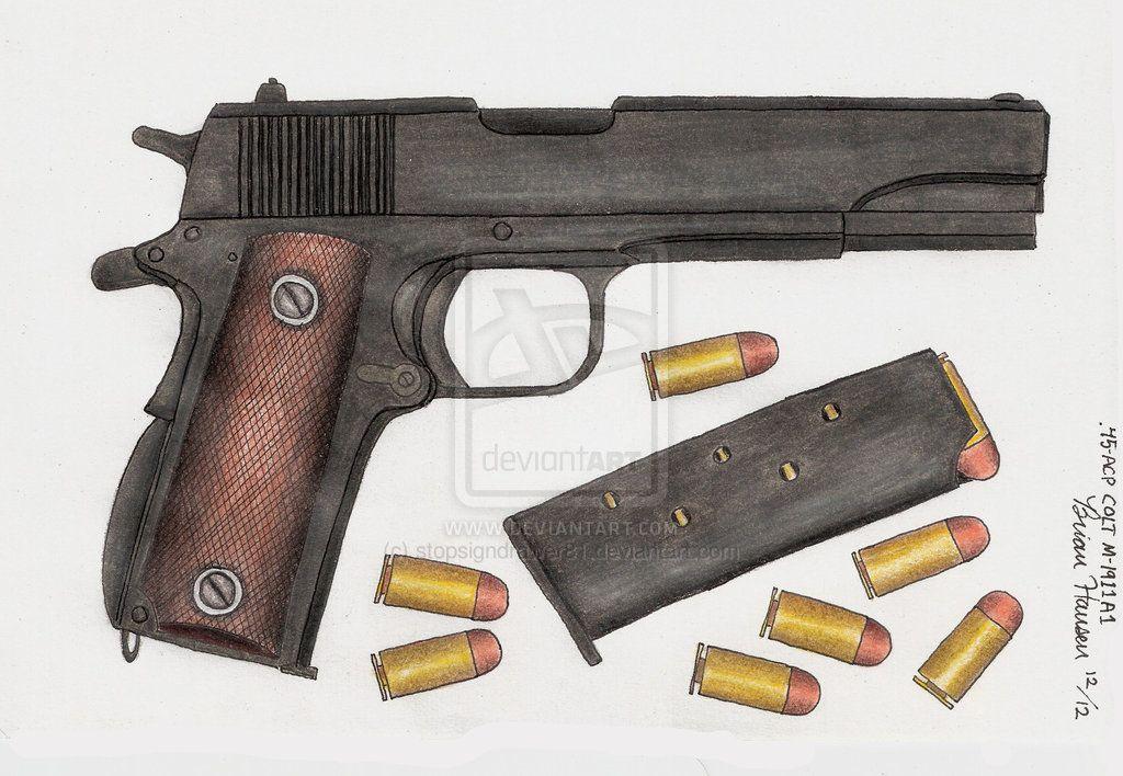 Colt pistola datazione
