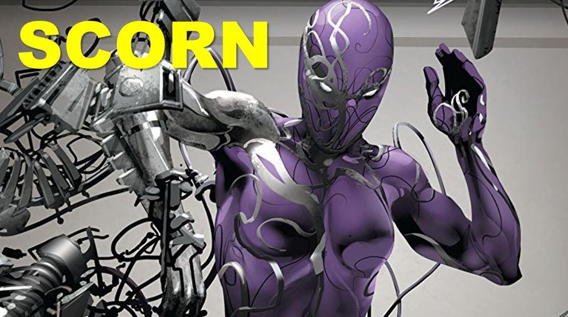 Scorn Symbiote Carnage Symbiote Marvel Comics Spider Man Symbiote Marvel Comics Art Marvel Spiderman