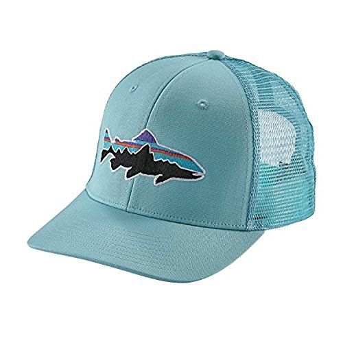 9a10260e778 Patagonia Fitz Roy Trout Trucker Hat - One Size