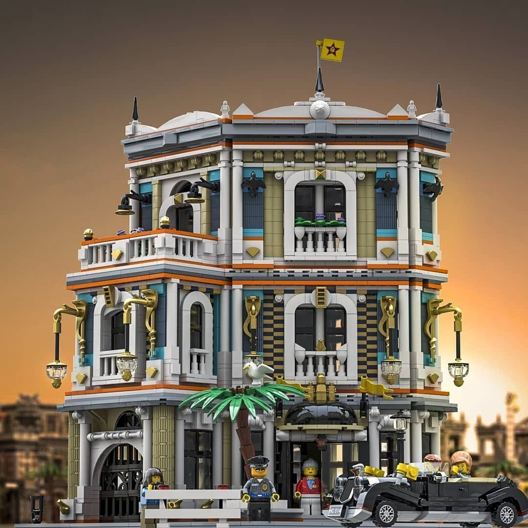 official IG on Instagram The Presidents Office Now on LEGO Ideas Hope you like and vote for it LINK ON BIO Brickybrick official IG on Instagram The Presidents Office Now...