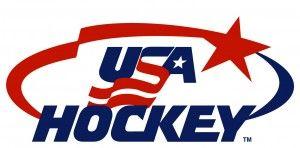 Pin By Kassandra Gilbert On Mojo Branding Usa Hockey Hockey Logos Youth Hockey