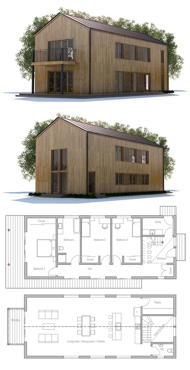 House Plan CH338