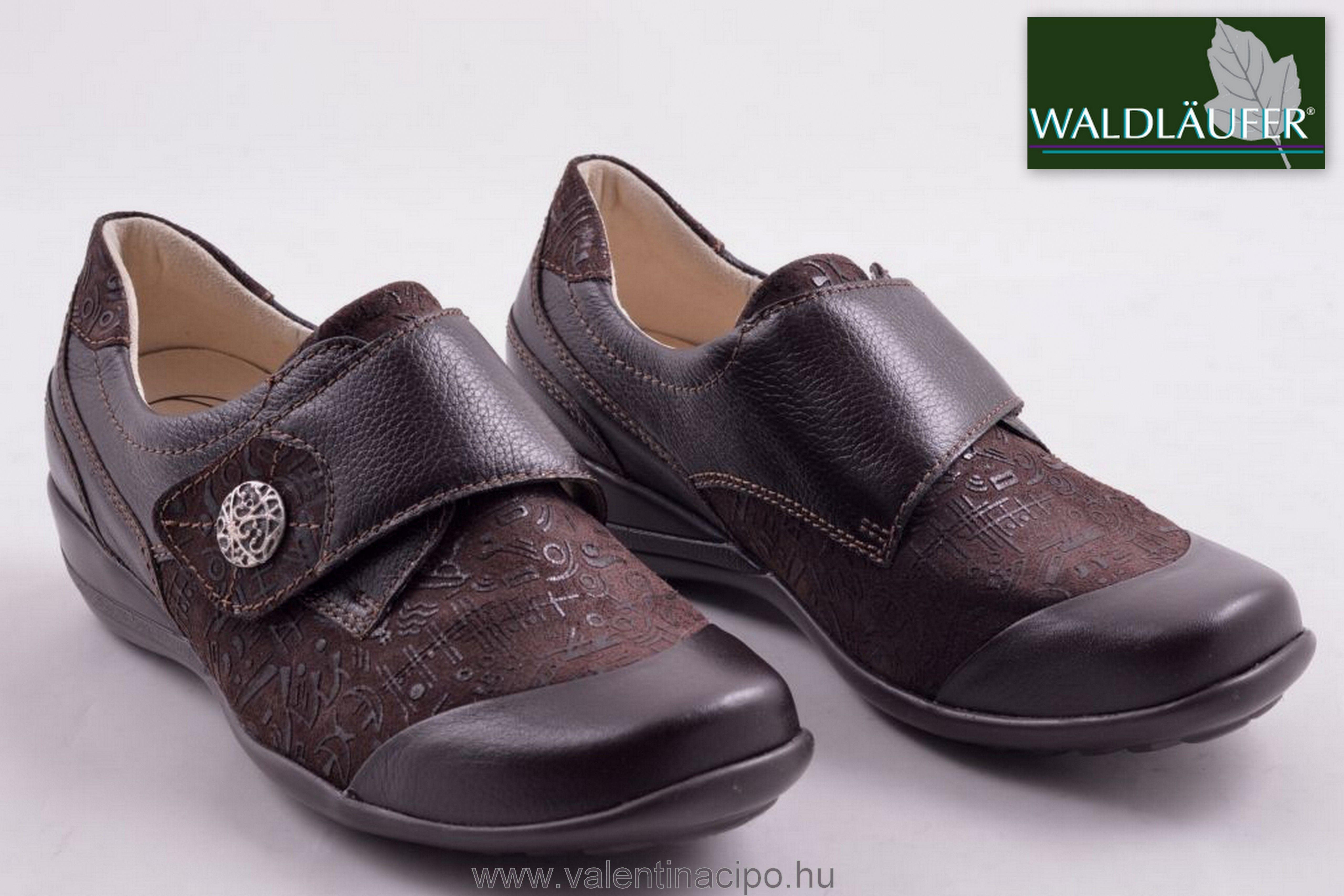 6f592a87aa Mai napi, Waldlaufer női félcipő ajánlatunk! A Valentina Cipőboltokban és  Webáruházunkban további Waldlaufer lábbelikből