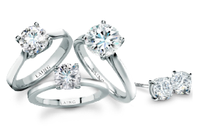 Laing Jewellers Engagement Rings