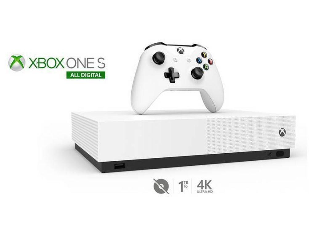 Xbox One S All Digital Edition Xbox One S Xbox One Xbox Wireless Controller