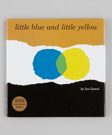 Take a look at this Little Blue and Little Yellow Hardcover by Random House on #zulily today!