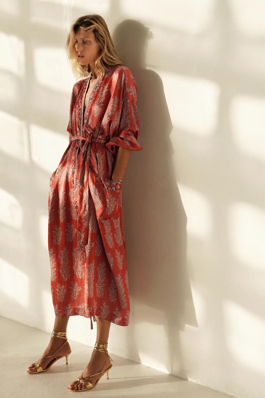 20+ Kimono style dress ideas