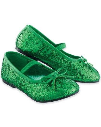 609ade91edfd girls green sparkle shoes | Girl Shoes | Sparkle shoes, Green ...