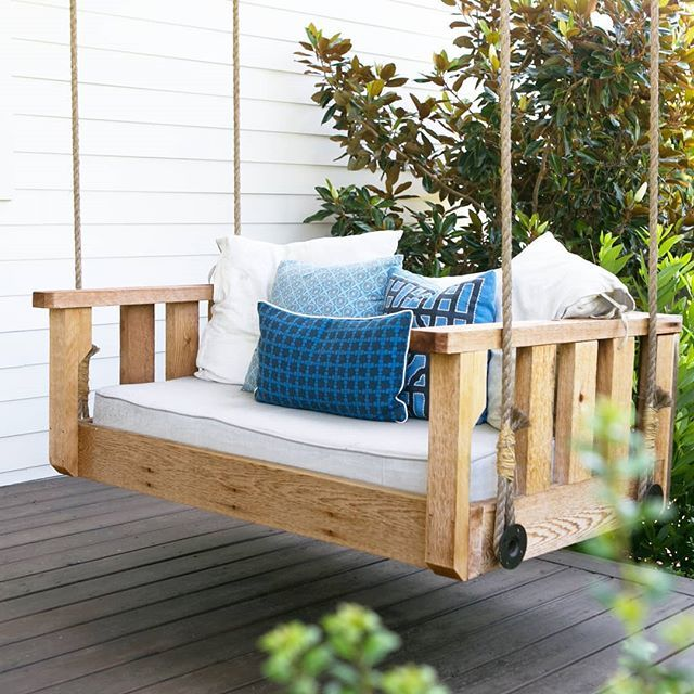 porch swing regram via buj4ce0lvce porch sitting on porch swing ideas inspiration id=96509