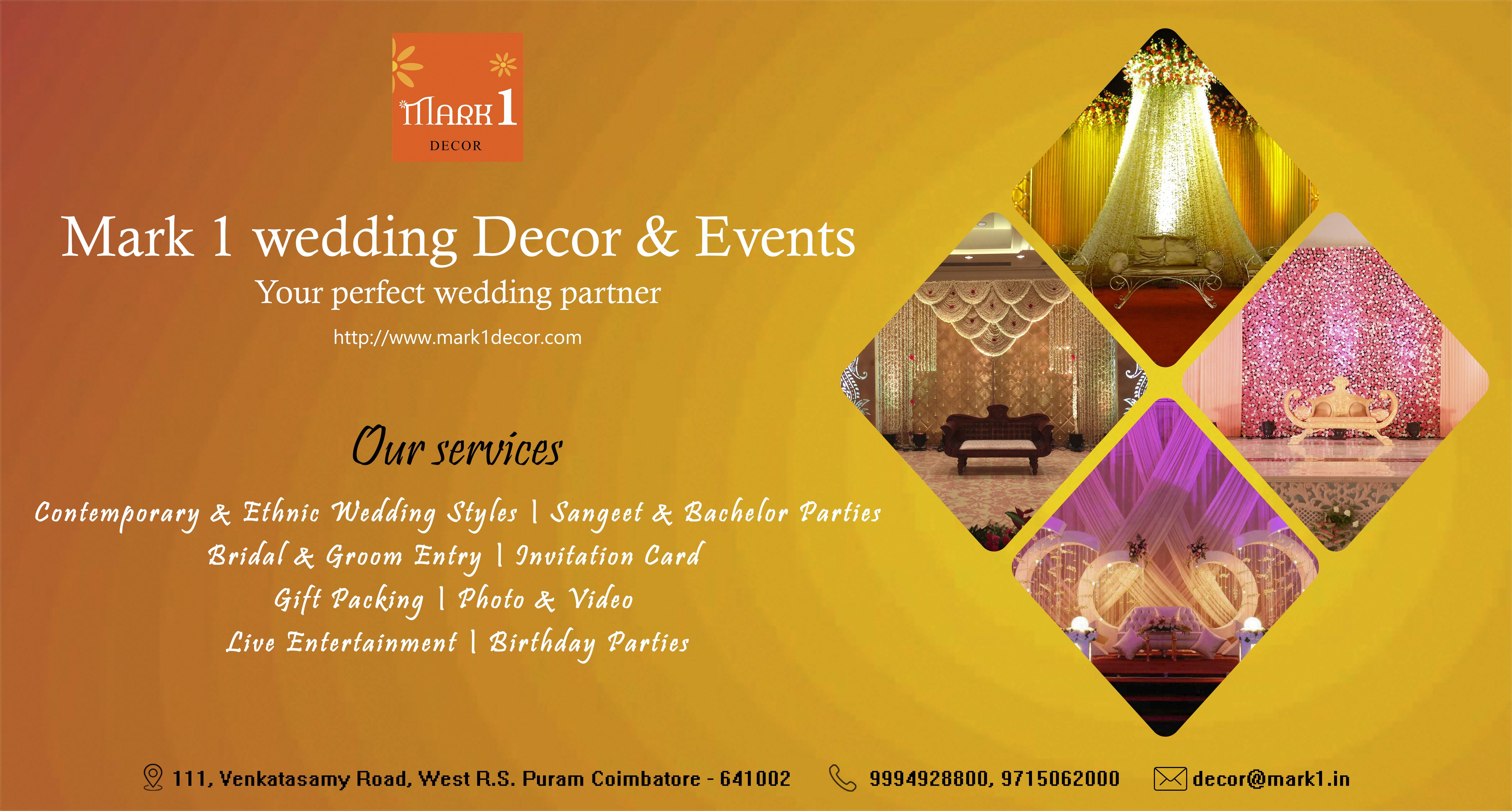 Wedding Garlands in Coimbatore & Chennai | Wedding planning, Best ...