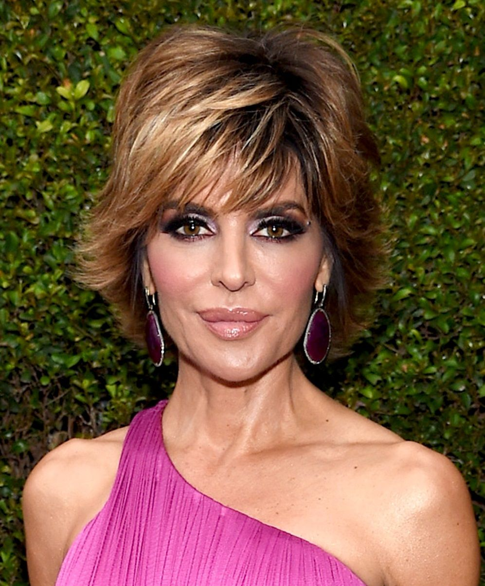 lisa-rinna-hairstyles-2016-pictures | hair styles | pinterest