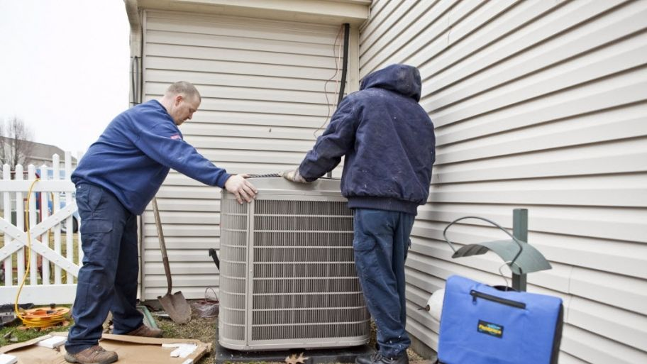 How Much Does Installing New A C Cost Central Air Installation