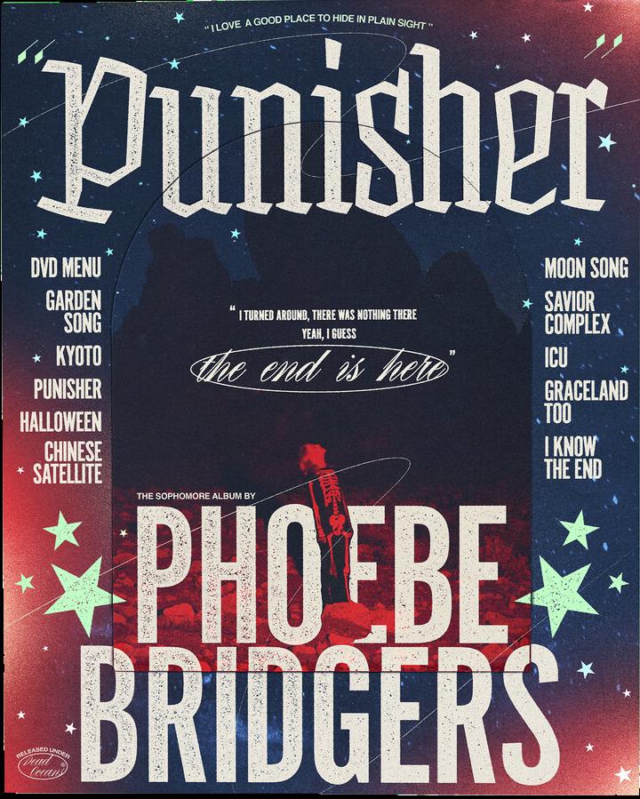 phoebe bridgers print