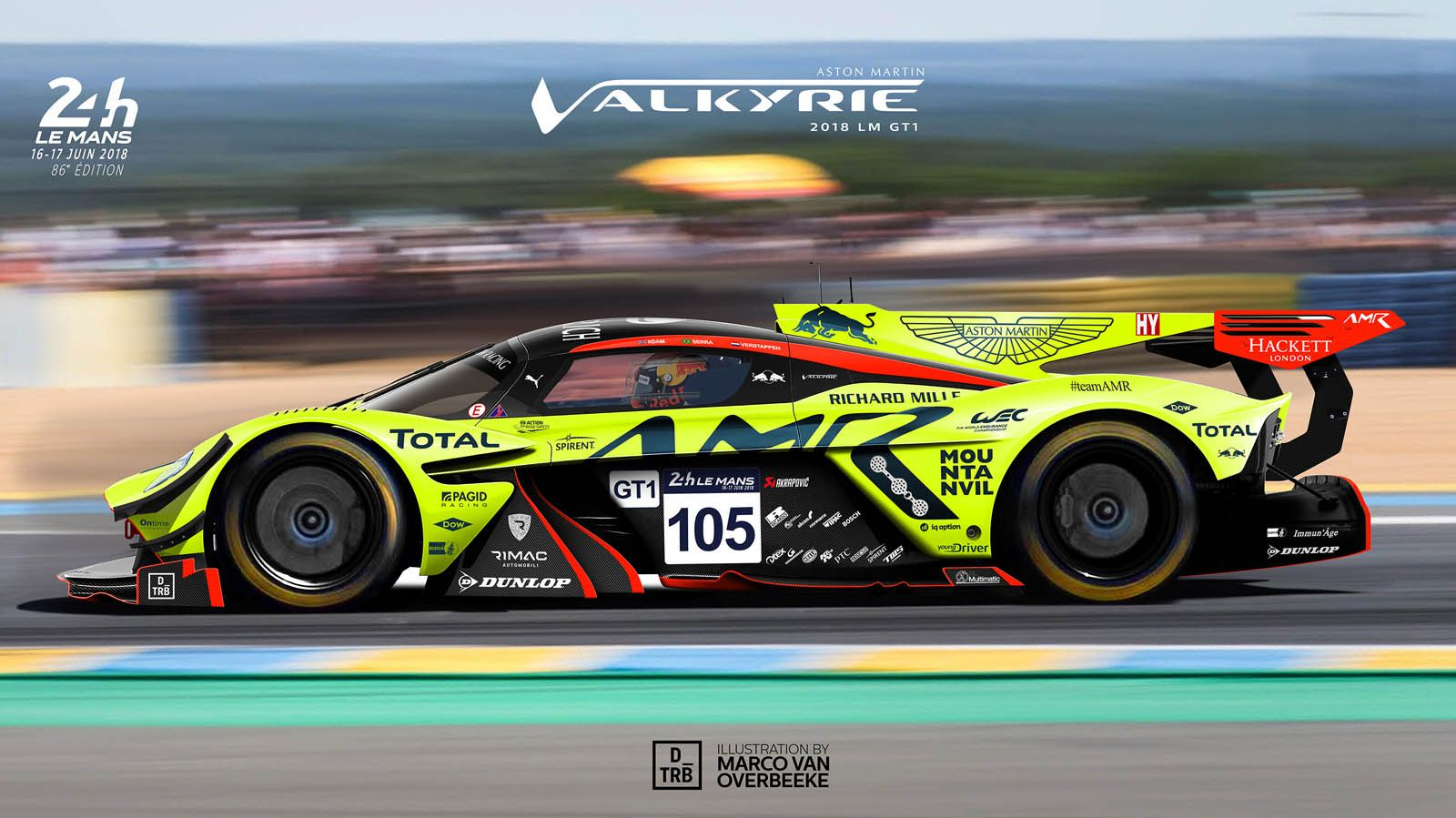 The Latest Hypercars Would Make Awesome Le Mans Racers Carscoops In 2020 Aston Martin Le Mans Racing
