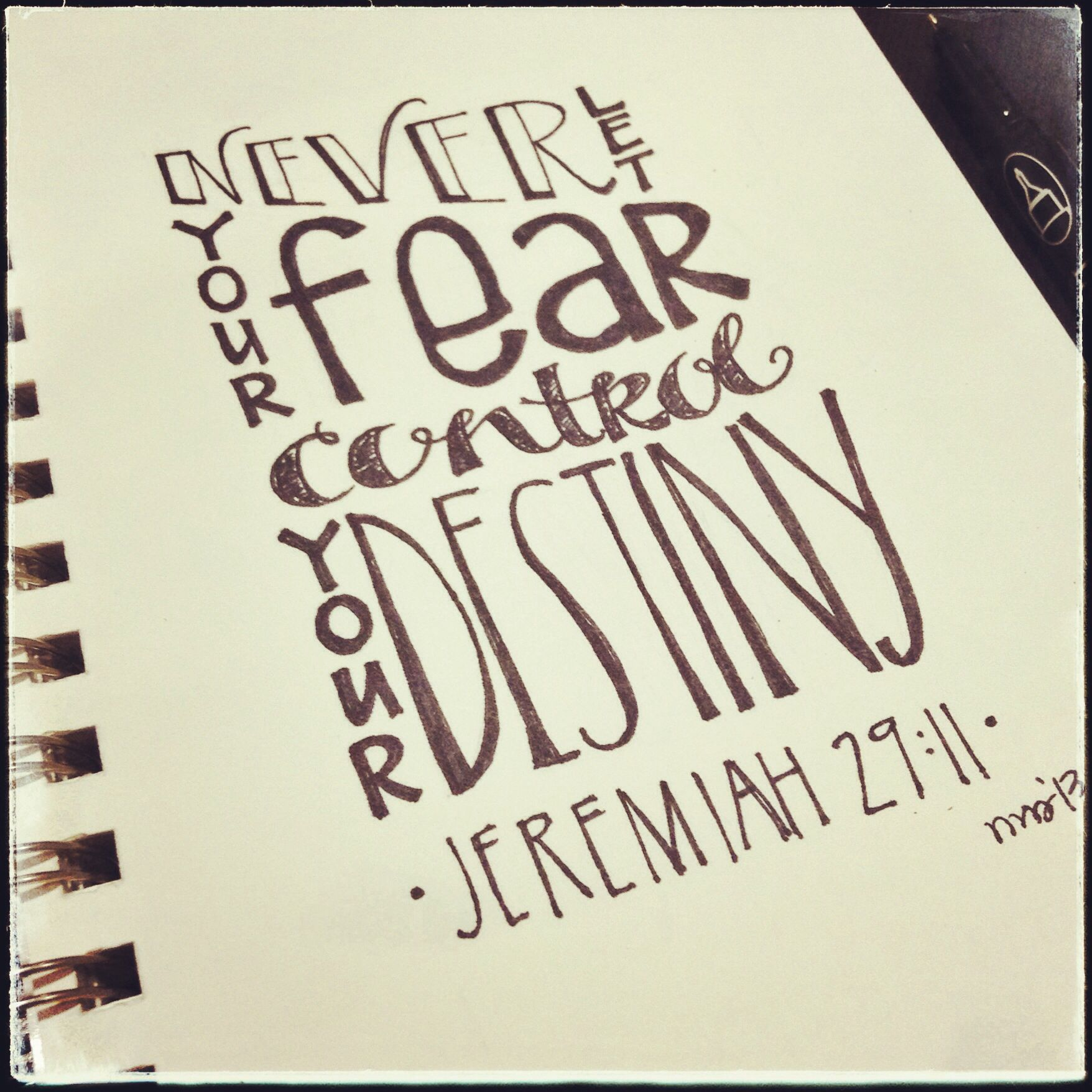 Inspirational Quotes About Fear: J D Inspirational Quotes And More