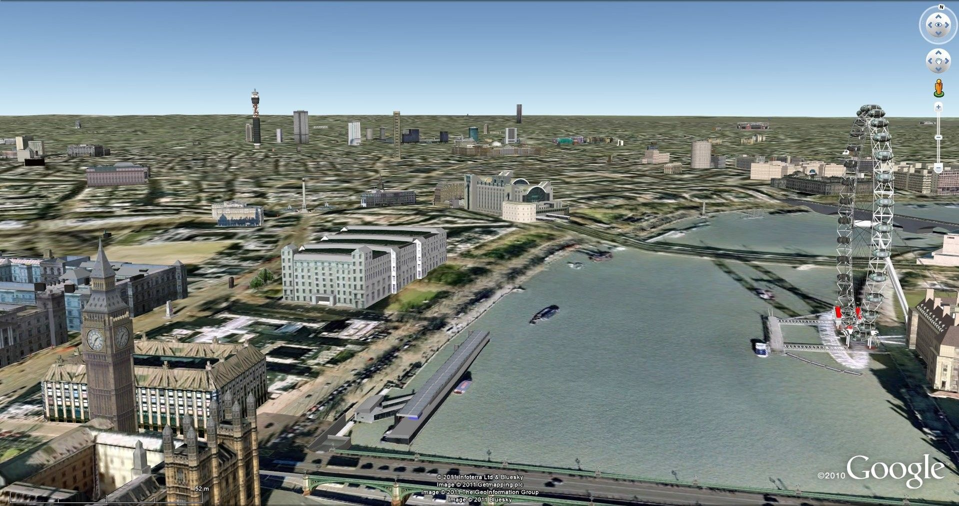 Satellite Maps House Map Of The Us London Rail Map - Google 3d maps live