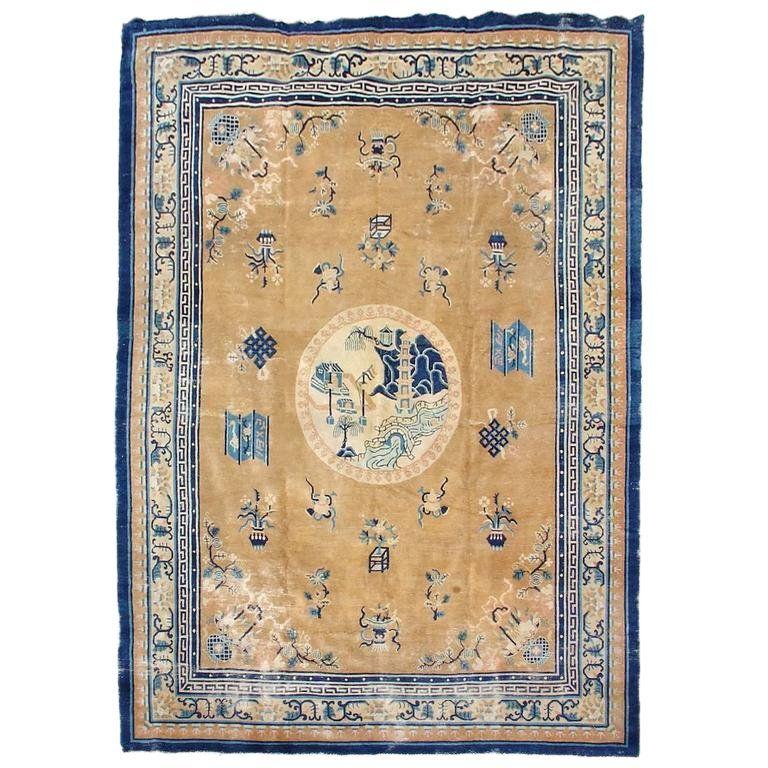 Peking Traditional Style Carpet