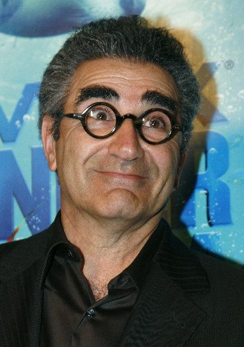 Eugene Levy Thick Brows Colored Brows Celebrity Eyebrows