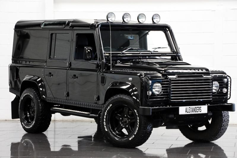 Used Land Rovers For Sale >> Land Rover Defender 110 XS Twisted   Alexanders Prestige ...