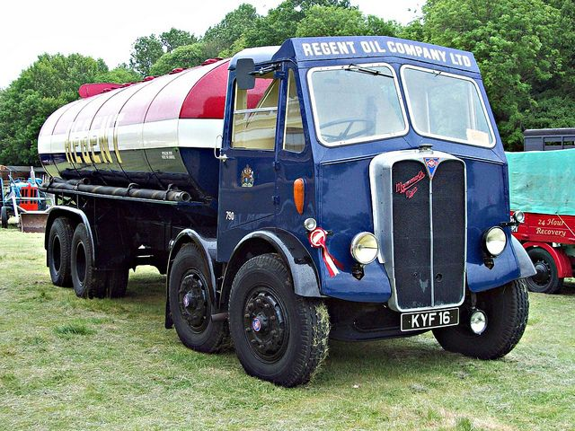 2 Aec Mammoth Major 8 1947 9600cc With Images Old Lorries