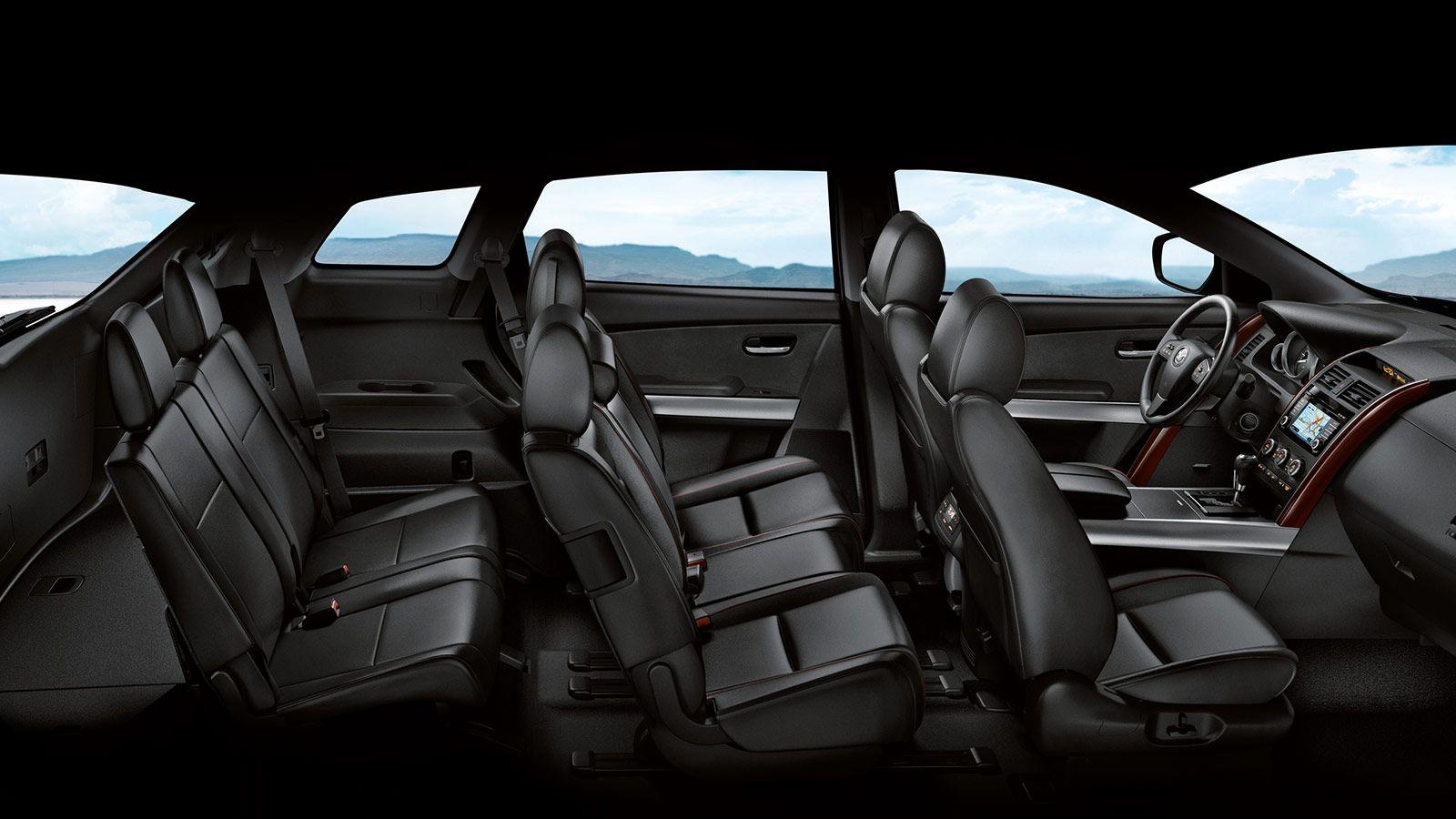 9 Passenger Suv >> Pin By Flanagan Motors Mazda And Used Cars On Mazda Cx 9