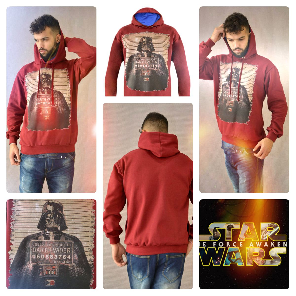 The most...WANTED!!!!! Ανδρικό μπορντό φούτερ Darth Vader. Διαθέσιμο σε: Mπορντό, Γκρι, Μαύρο!  #metaldeluxe #starwars #menfashion #menclothes #fashion #hoodies #newarrivals