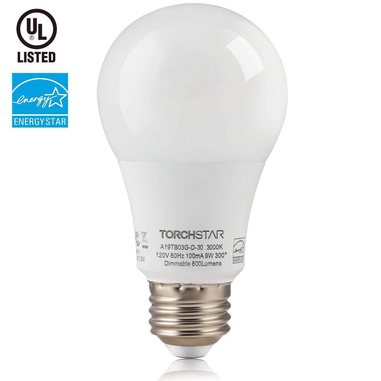 120v 60hz 9w Light Bulb