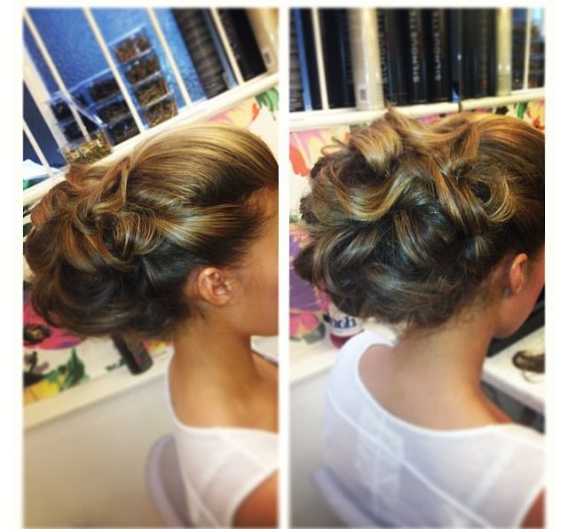 Pin By Joy Evans On Wedding Ideas Big Hair Hair Beauty Homecoming Hairstyles