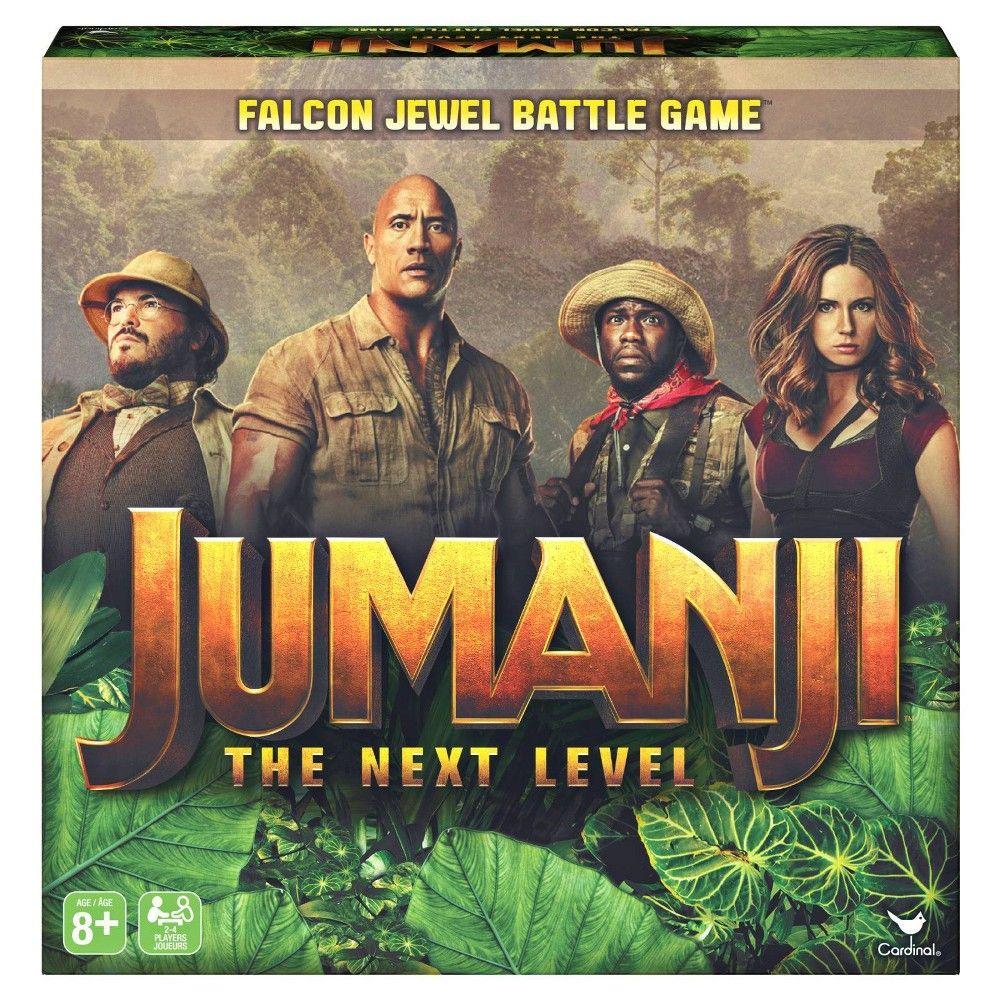 Spin Master Jumanji 3 Board Game, Adult Unisex in 2020