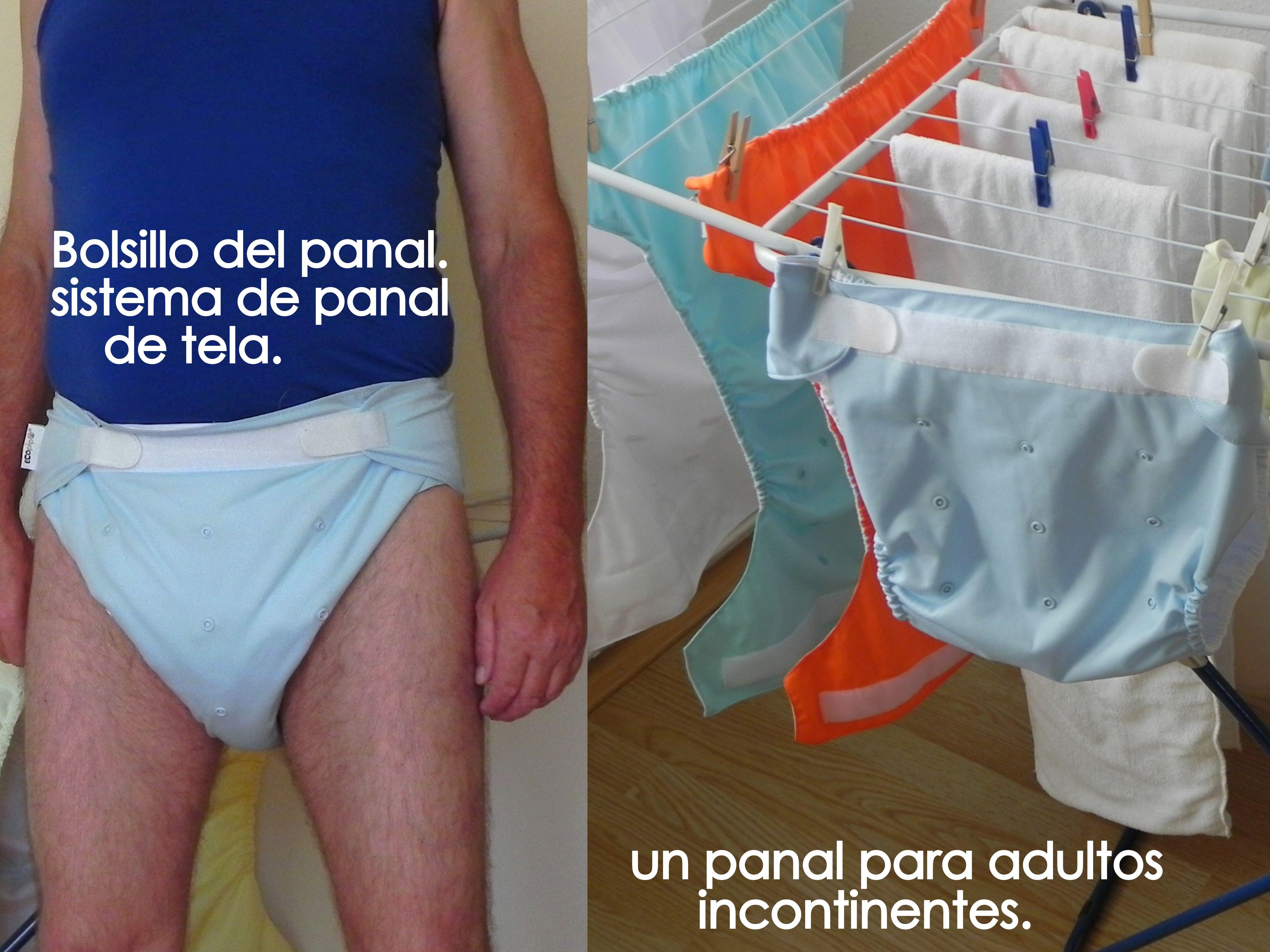 Stoffwindeln windeln f r erwachsene inkontinenz panales - Paneras de tela ...
