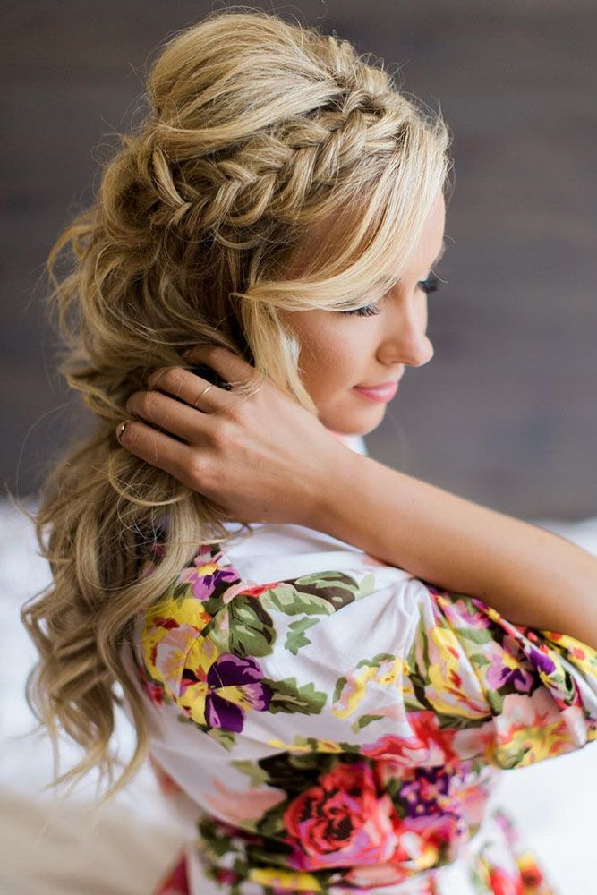48 Hottest Bridesmaid Hairstyles For 2020 Tips Advice