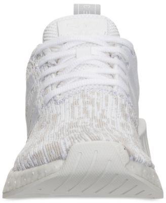 adidas le scarpe casual da nmd r2 traguardo white 9