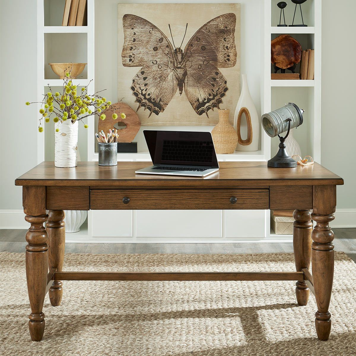 Northridge Phillipe 60 Writing Desk In 2019 Home Writing Desk