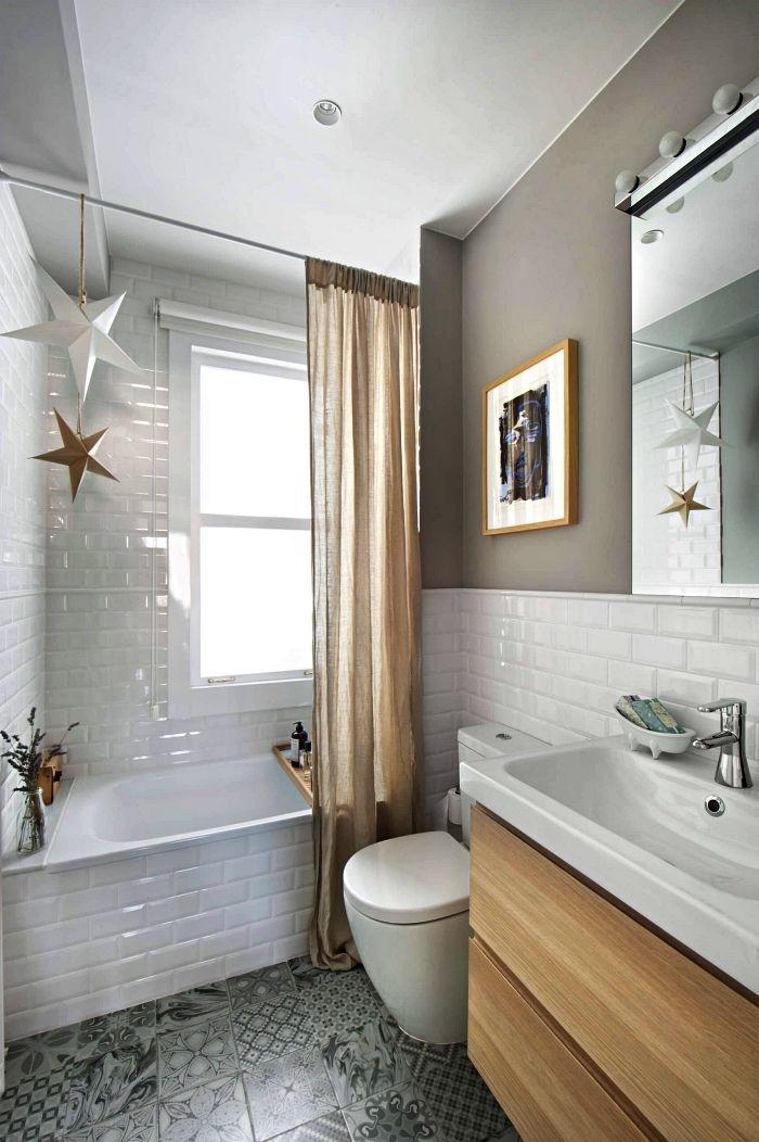 ▷ 1001 + idées pour l'aménagement d'un modèle de salle de bain nature