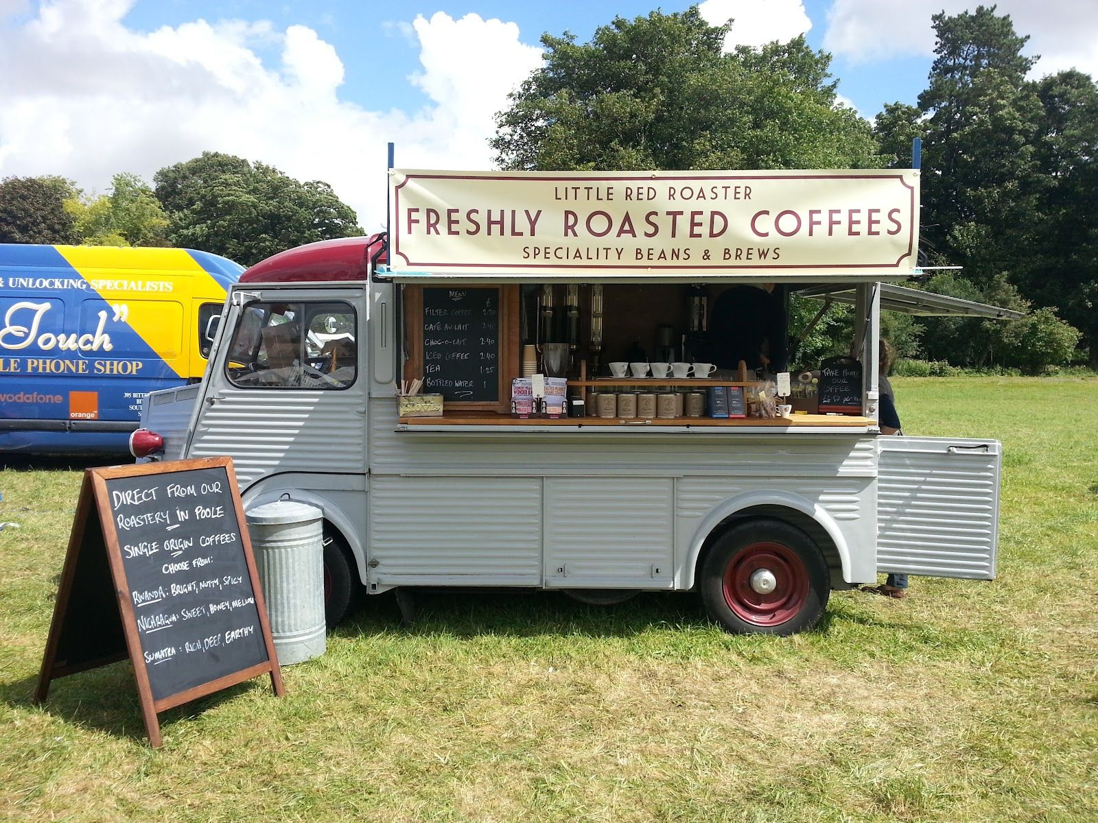 Coffee Truck Dorset Chilli Festival