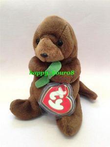 Rare Ty Beanie Babies | Ty Beanie Baby - Seaweed the Otter