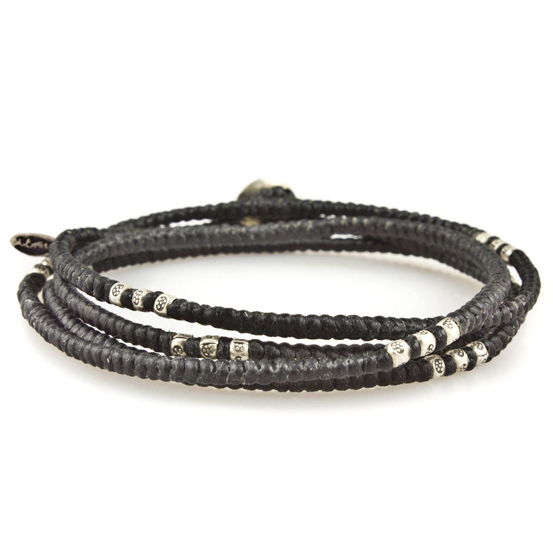 women/'s leather bracelet multi-wrap leather bracelet leather layering bracelet Double wrap narrow leather bracelet mens leather bracelet