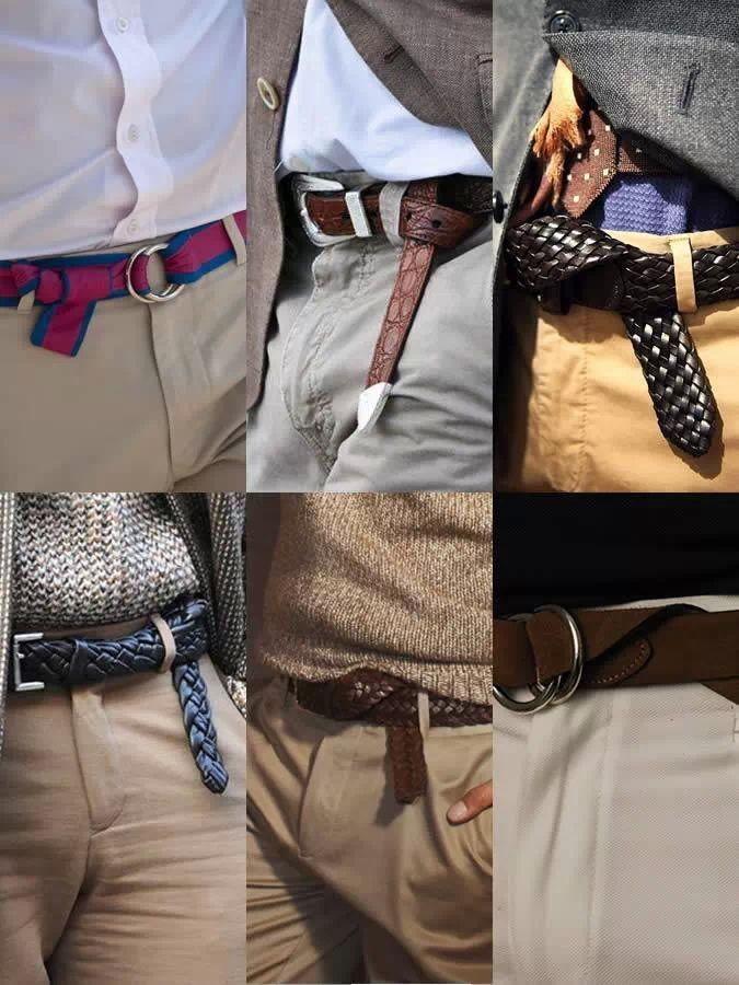 Belt Sprezzatura